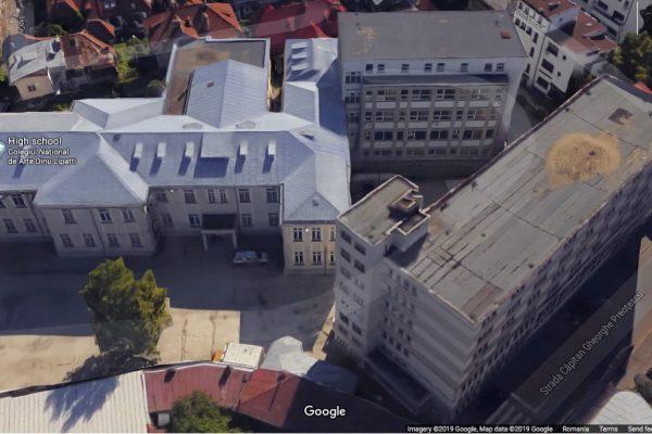 clădirile postbelice