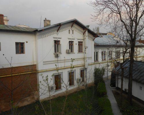 clădirea 1858 a Arhiepiscopiei Bucureștilor