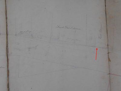 Planul de aliniere 1867
