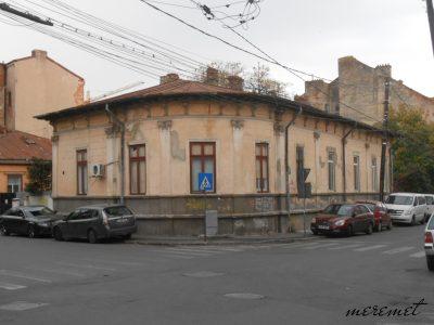 Casa Constantin Alexandrescu din str. Principatele Unite nr. 17